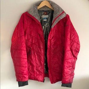 Columbia Omni Heat Winter Jacket